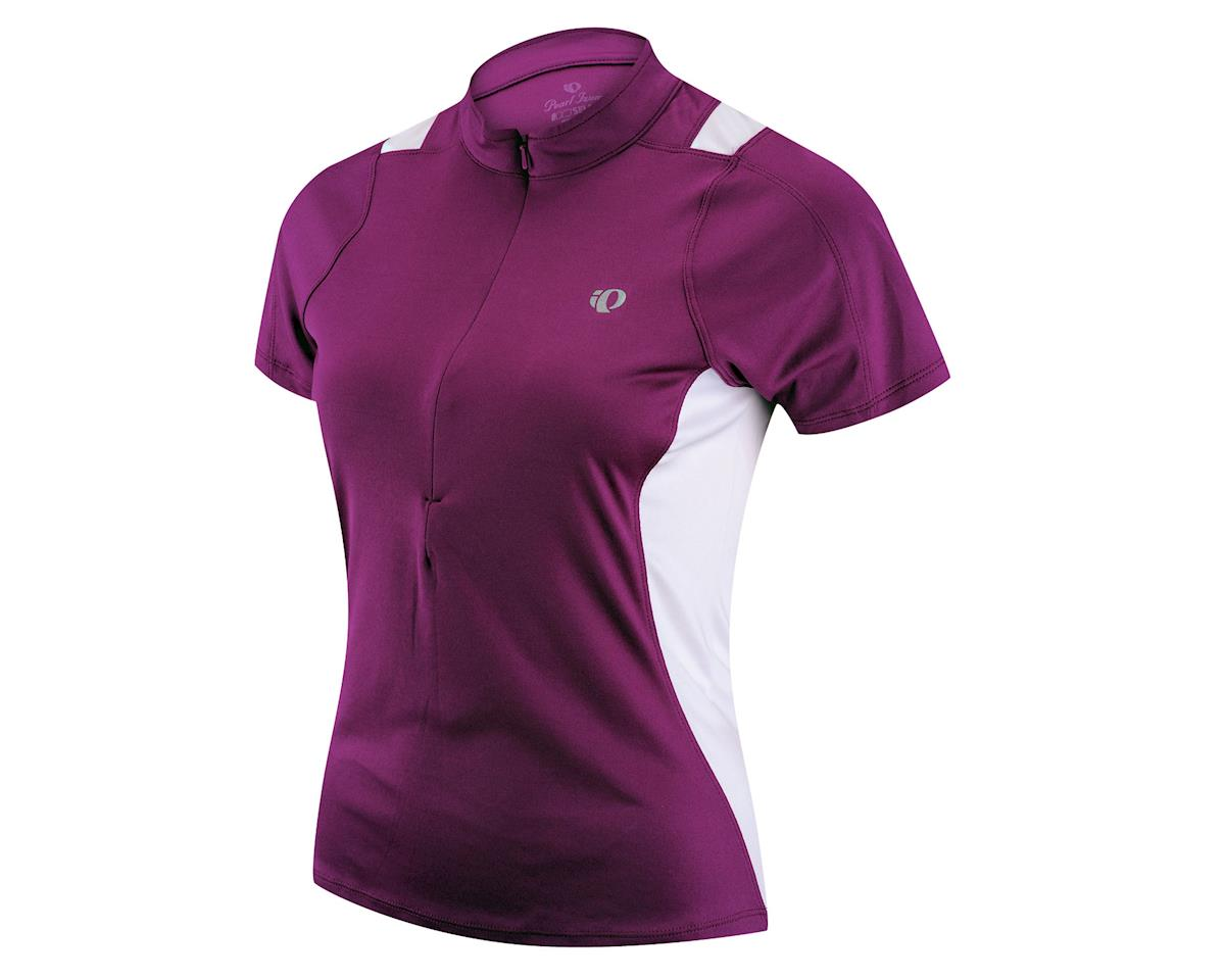 Image 1 for Pearl Izumi Women's Select Short Sleeve Jersey (Purple) (Xxlarge)