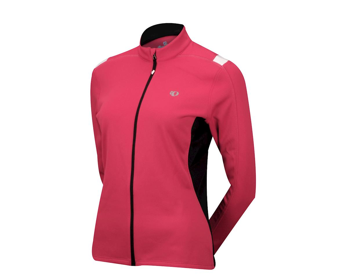 Pearl Izumi Women's Sugar Thermal Long Sleeve Jersey (Berry) (Xxlarge)