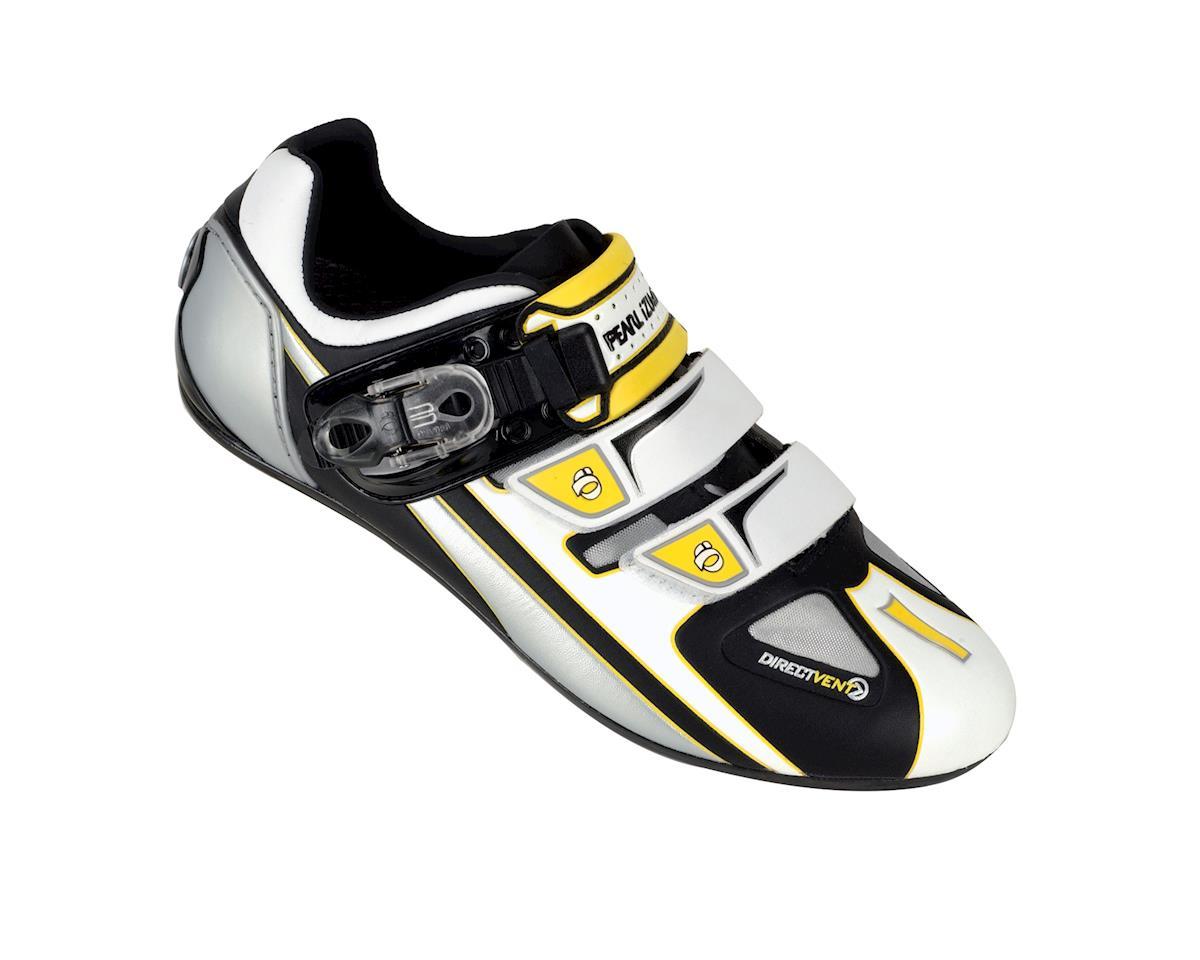 Pearl Izumi P.R.O. Road Shoes (Black/Silver) (0390)