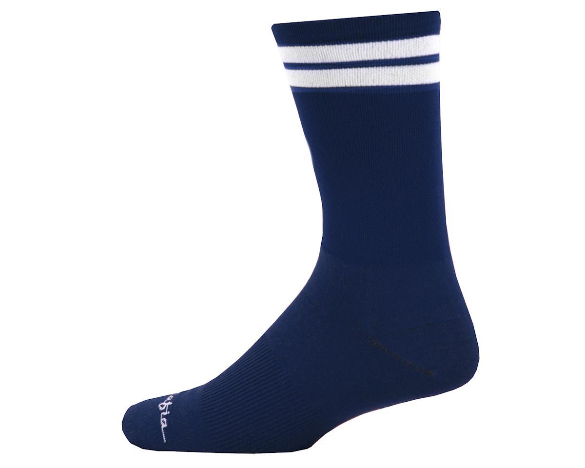 Pedal Mafia Core Sock (Navy) (L/XL)