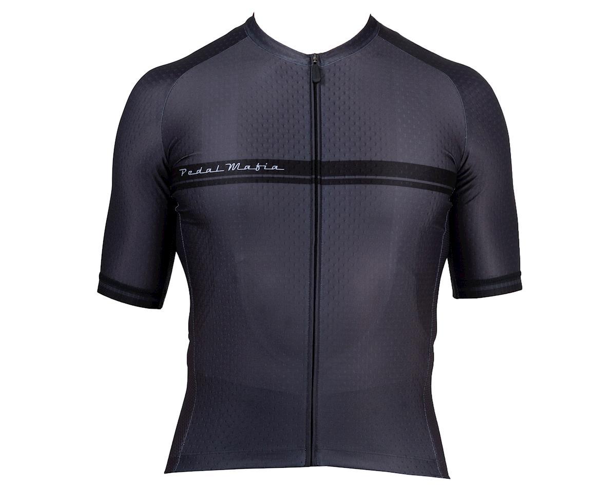 Pedal Mafia Core Jersey (Charcoal) (XL)