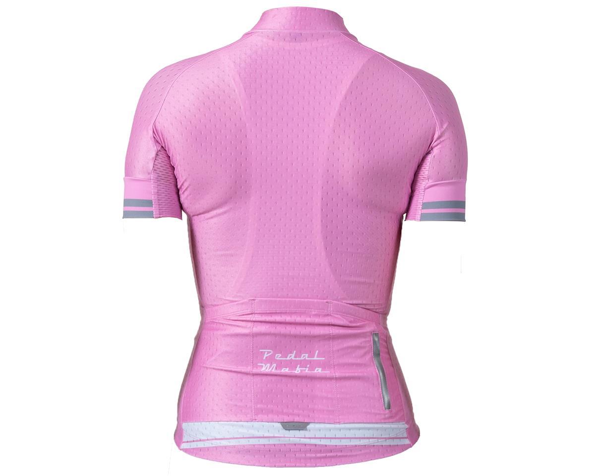 Pedal Mafia Women's Core Jersey (Pink) (M)