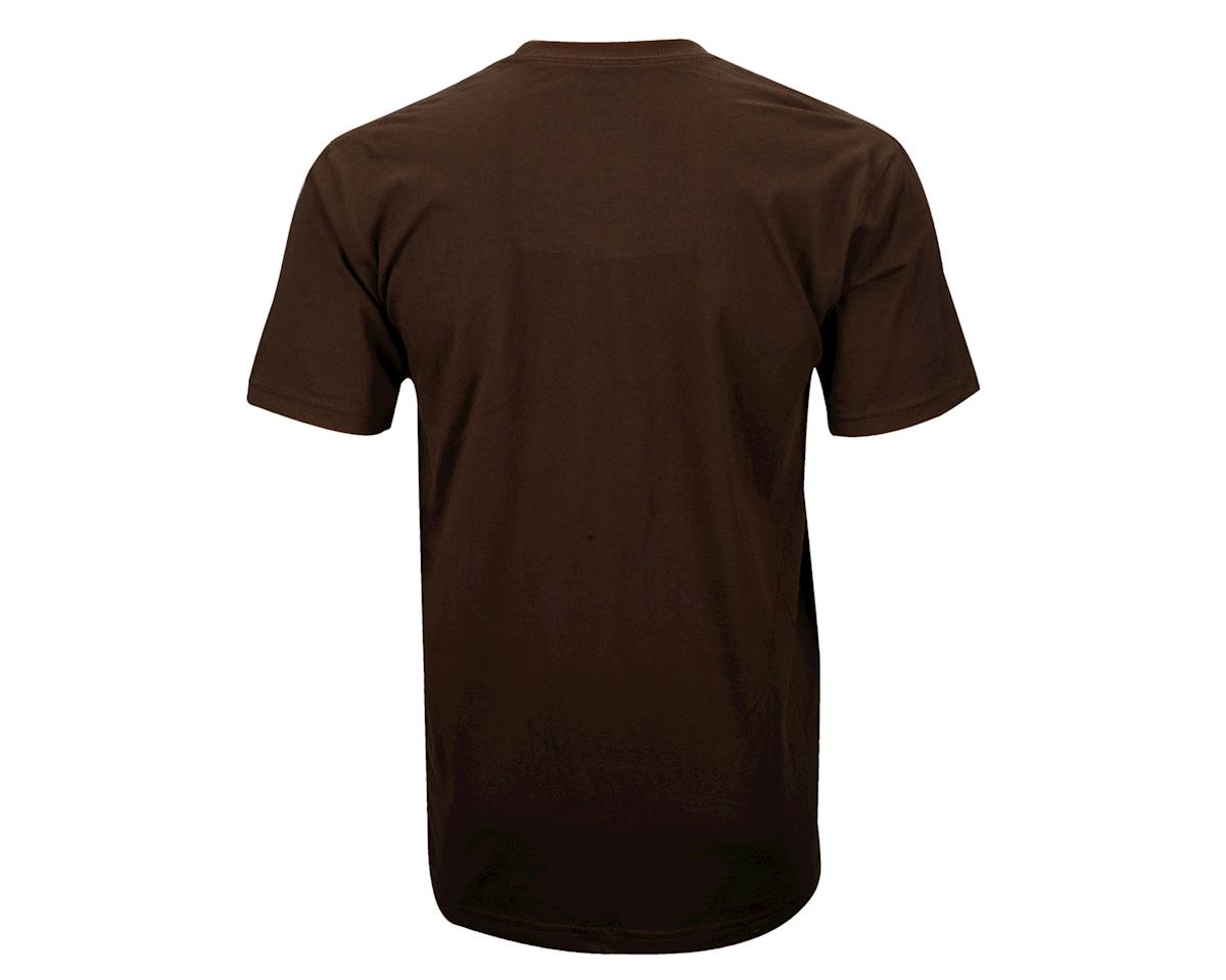 Pedal Pushers The Pedal Pusher Club Bikefish T-Shirt (Brown)