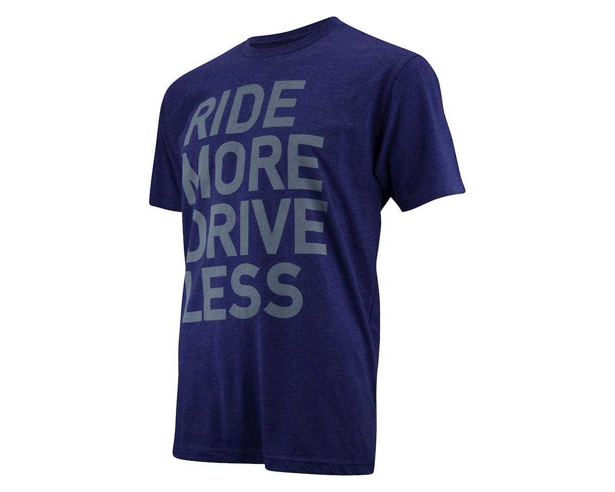 Pedal Pushers The Pedal Pushers Club Ride More T-Shirt (Blue)