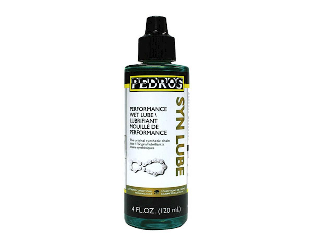 Syn Lube: Wet Chain Synthetic, 4oz/120ml