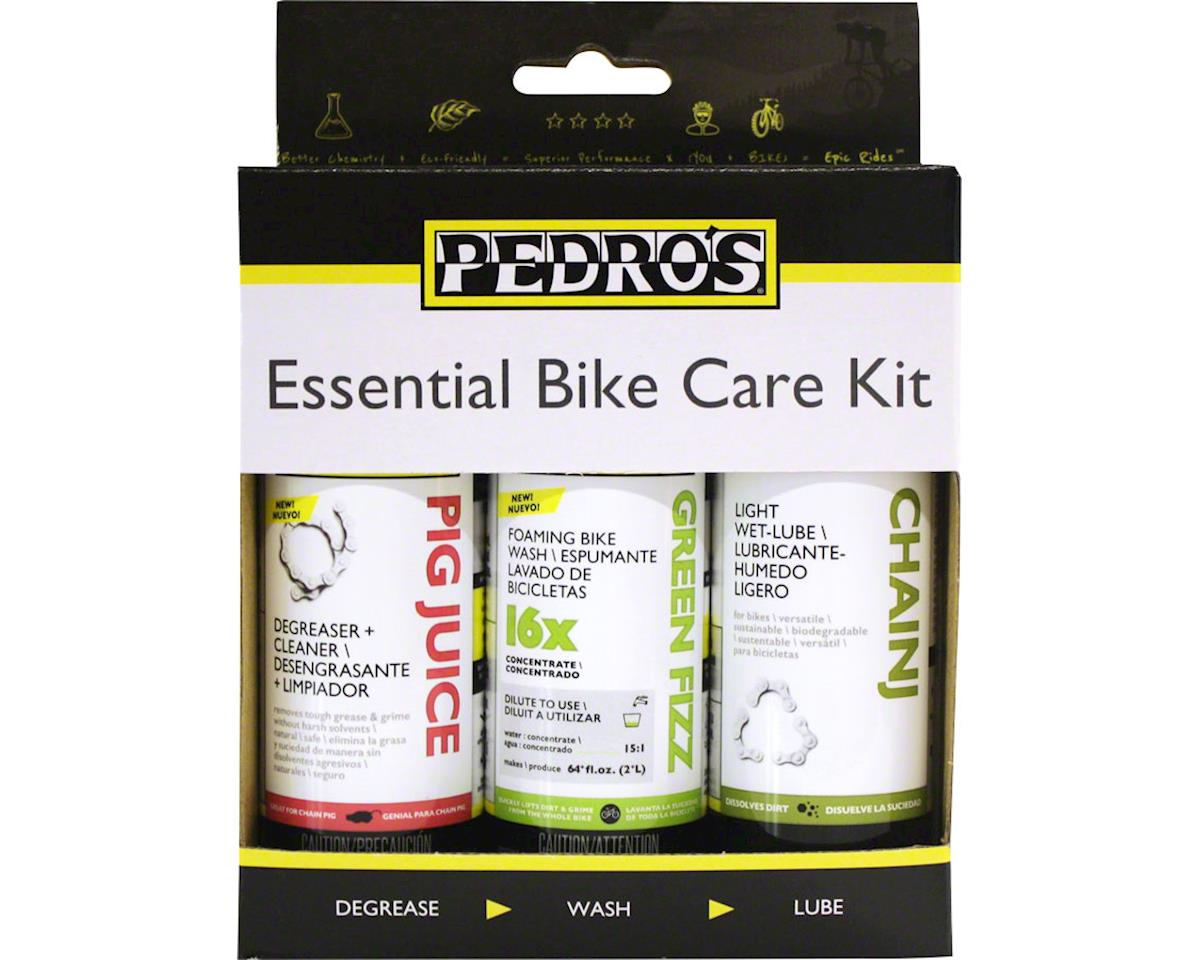 Pedro's Essential Bike Care Kit