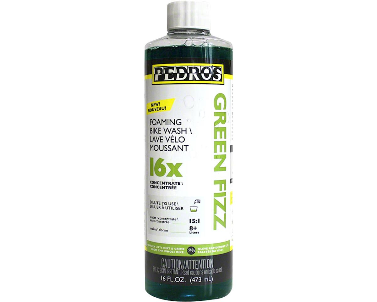 Pedro's Green Fizz Bike Wash 16x Concentrate: 16oz/475ml makes 2+ gallons