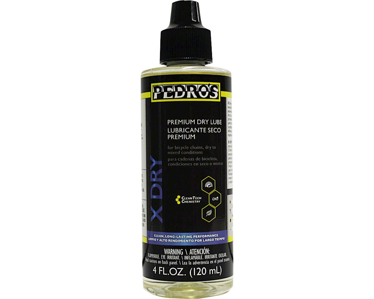 Pedro's X Dry Chain Lubricant (4oz/120ml)