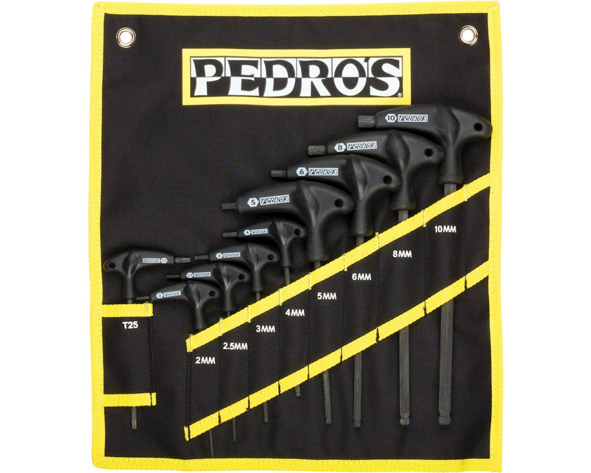 Pro T/L Hex Wrench Set 9-Piece Metric Hex Wrench Set With Pouch