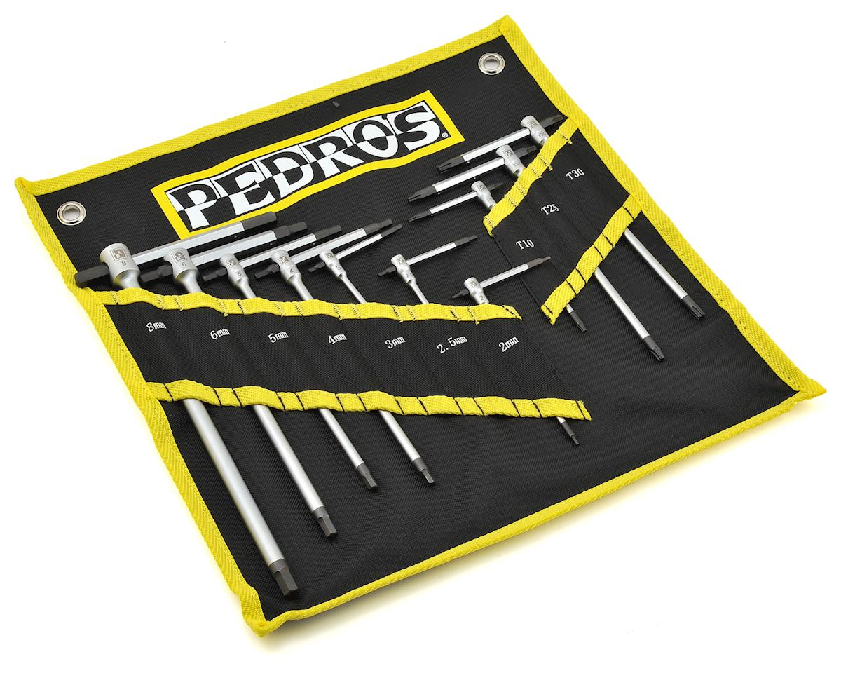T-Handle Hex Wrench Master Set w/ Hangable Pouch