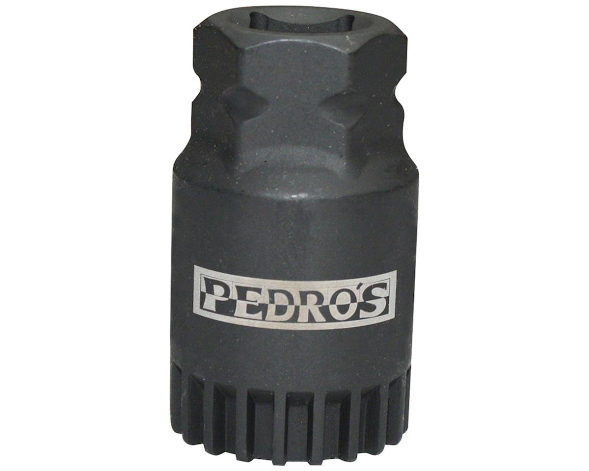 Pedro's Splined Bottom Bracket Socket Tool For Shimano and ISIS Drive Splined BB