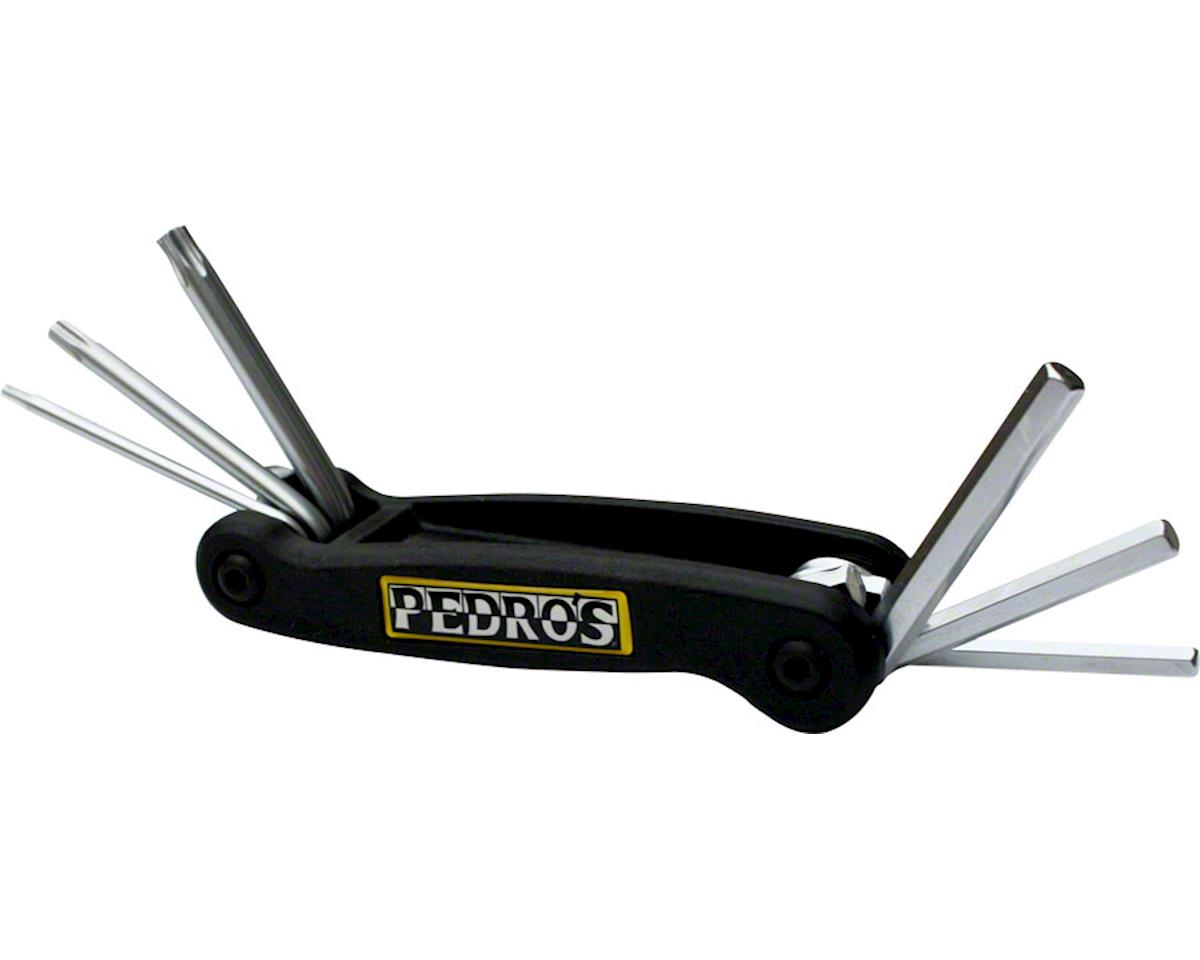 Pedro's Multi-Tool Hex Wrench Set with Torx T25