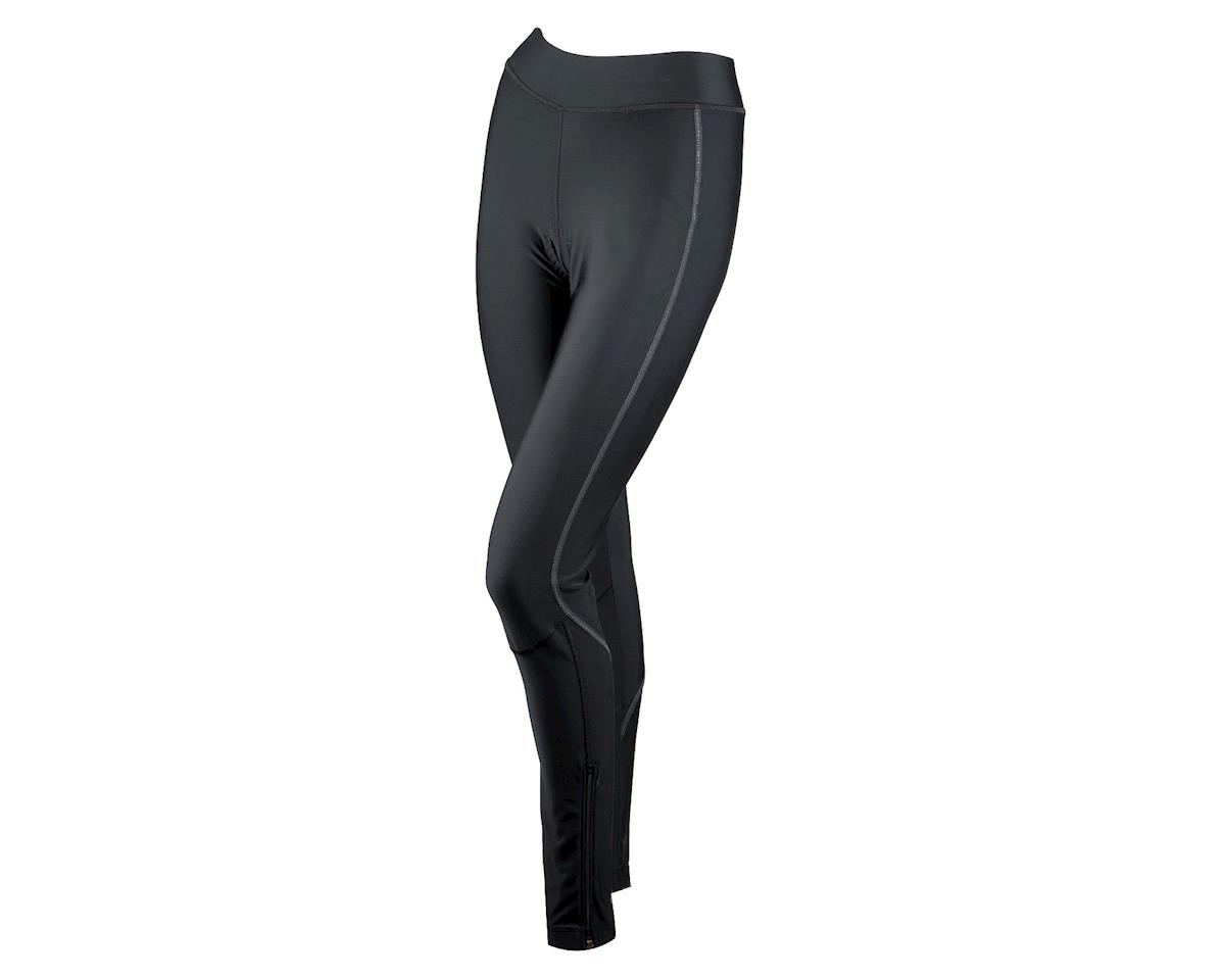 Performance Women's Thermal Chamois Tights (Black)