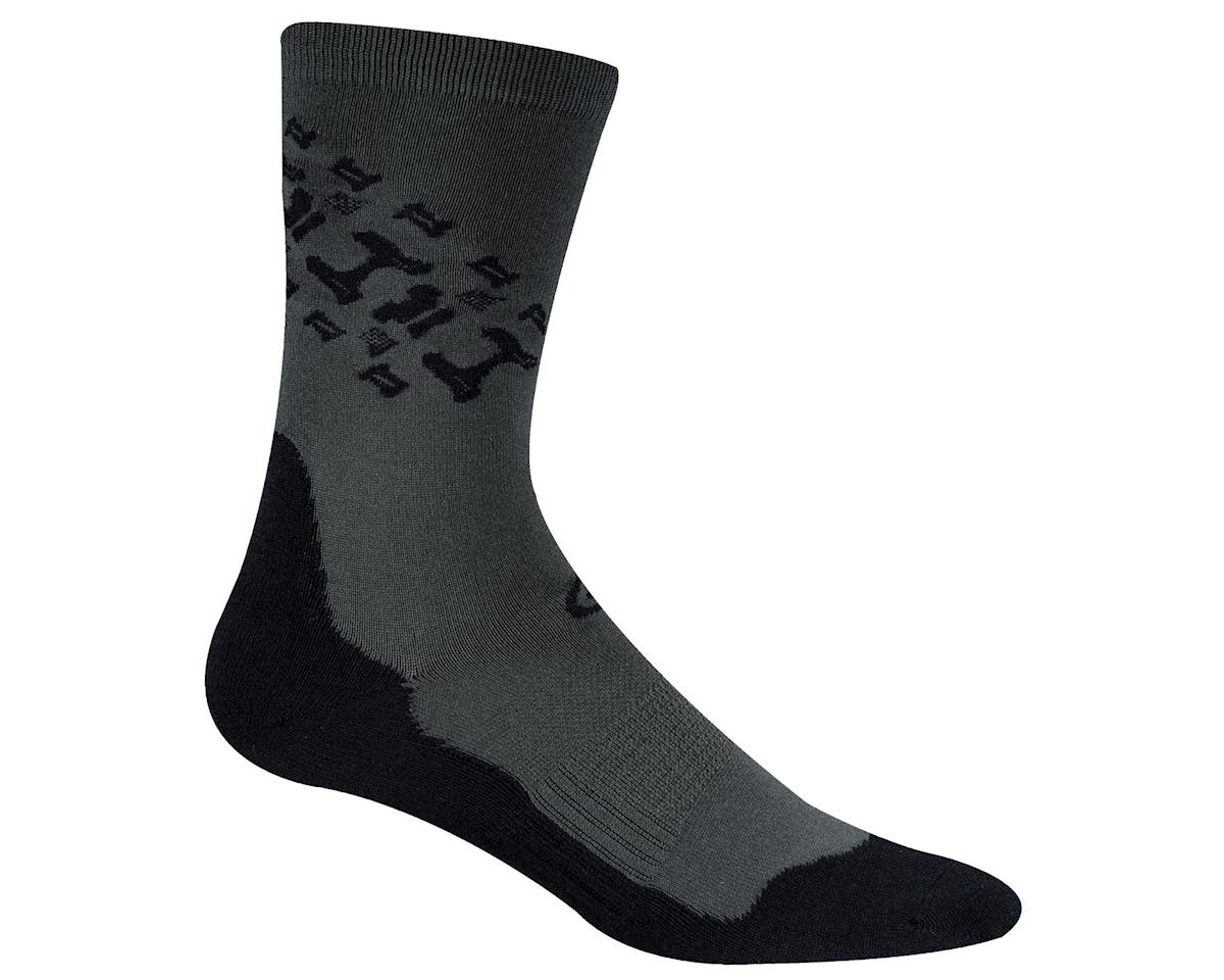 Performance Mountain Tall Socks (Grey)