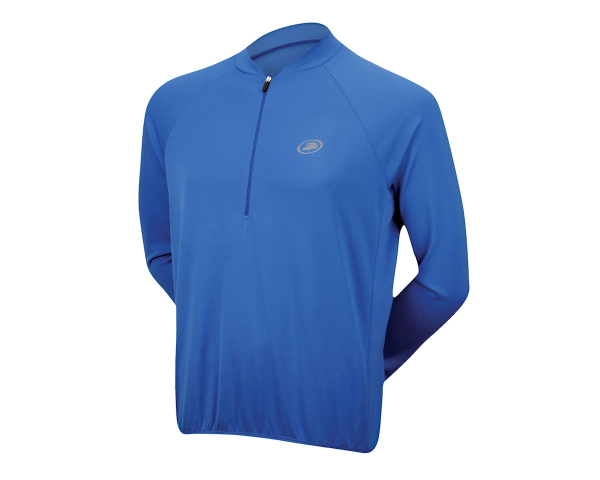 Performance Club Long Sleeve Jersey (Blue)
