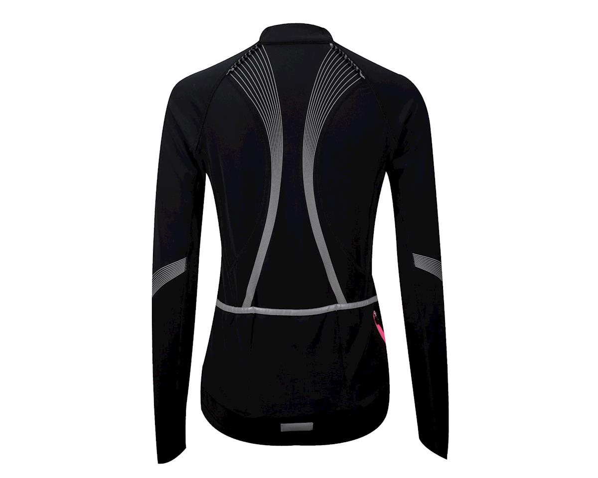 Performance Women's Neve Thermal Long Sleeve Jersey (Black)