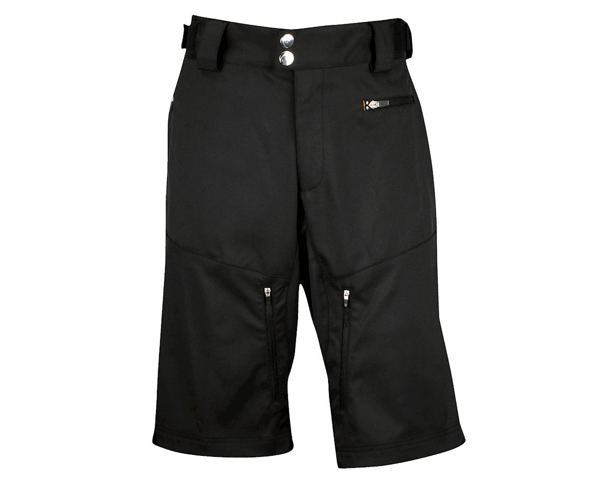 Performance Tallac Baggy Shorts (Black)