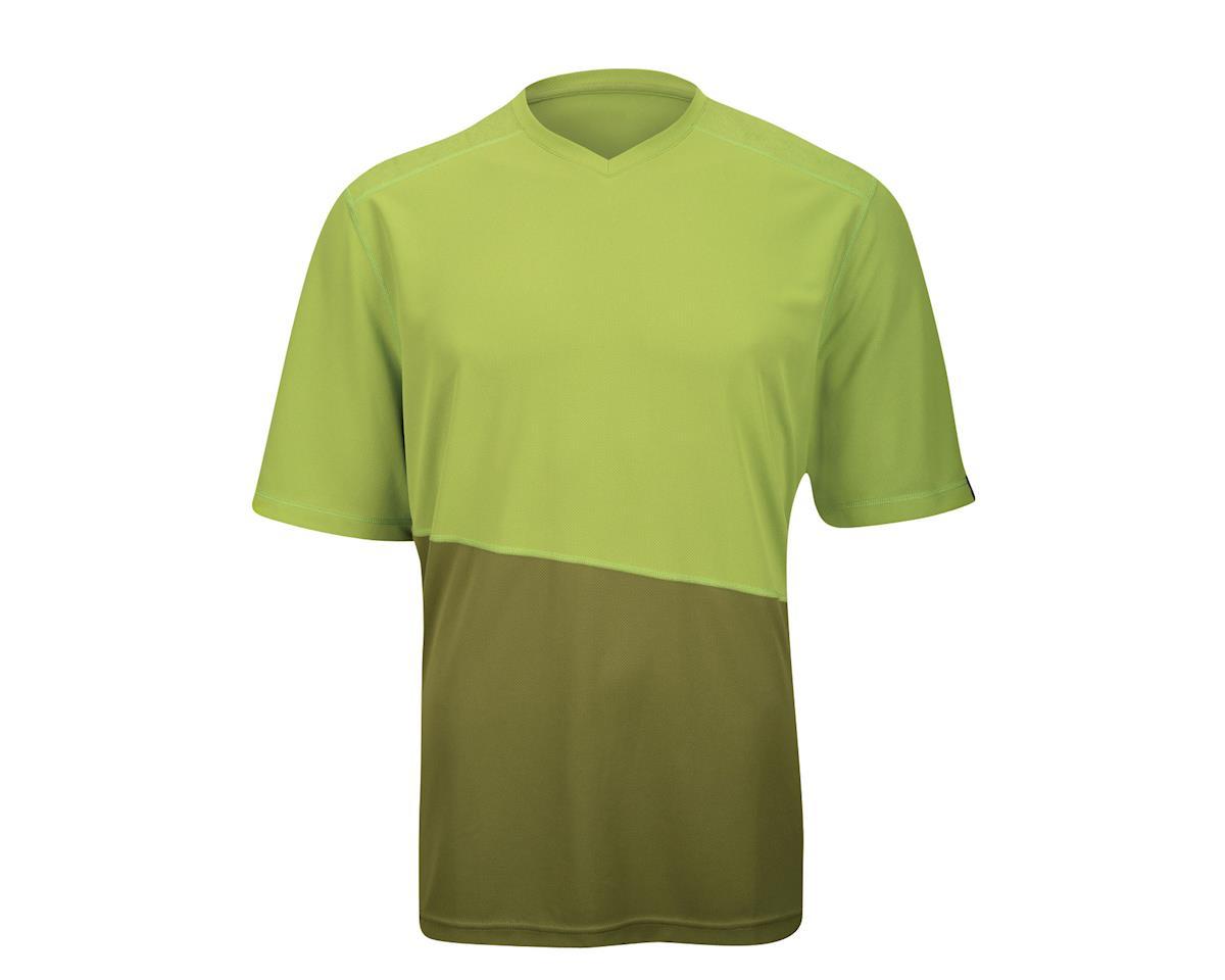 Performance Farlow Short Sleeve Mountain Bike Jersey - 2015 (Green)