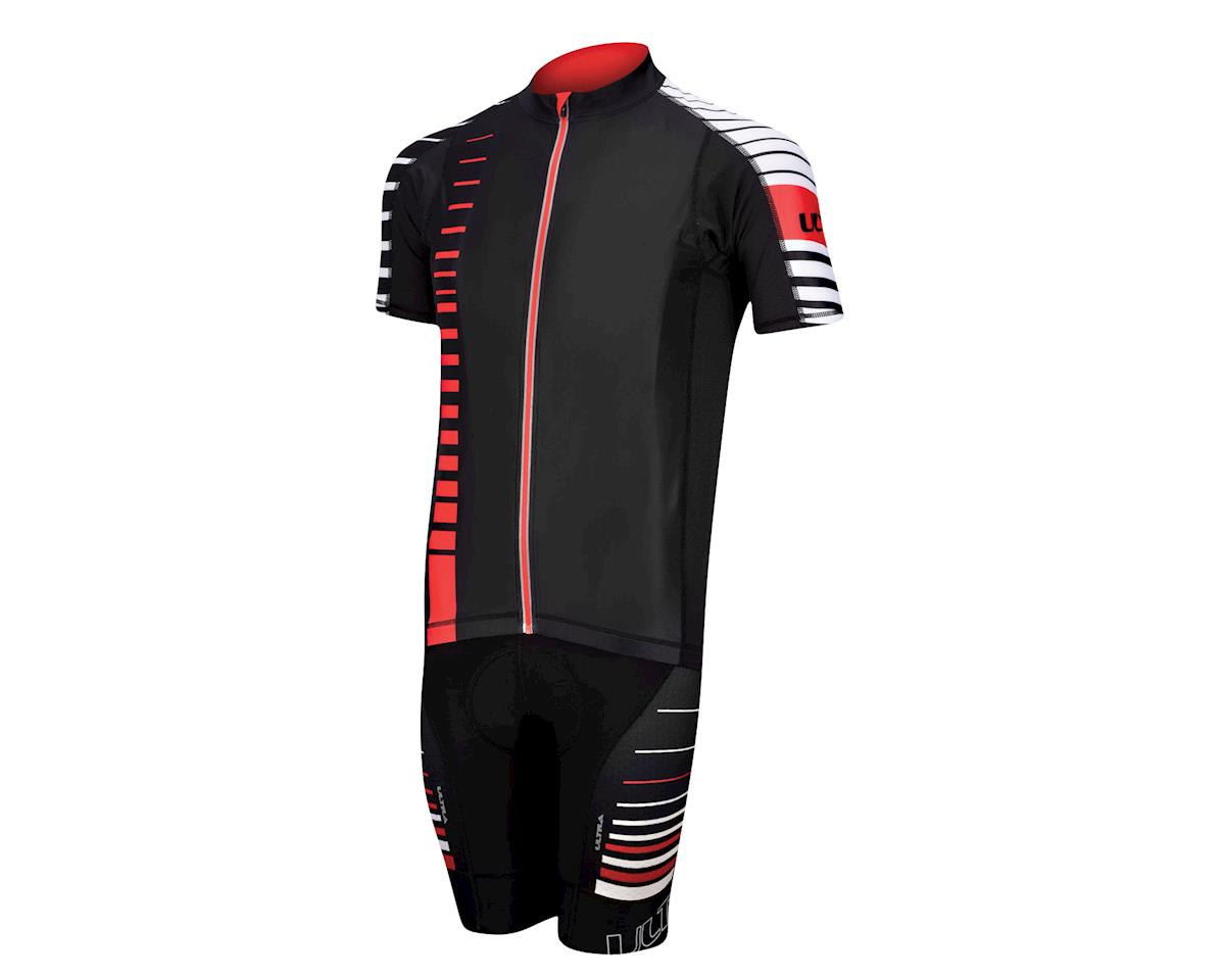 Performance Ultra Short Sleeve Cycling Jersey - 2015 (Black)