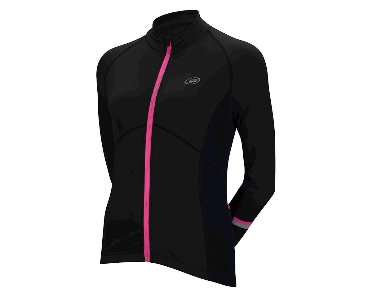 Performance Women's Neve II Thermal Jersey (Wine)