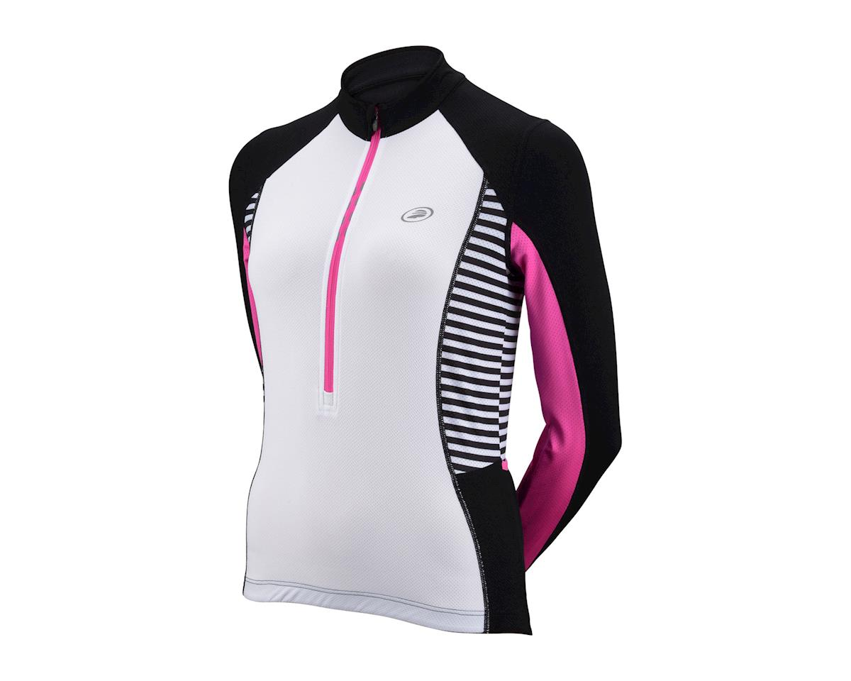 Performance Women's Chill III Long Sleeve Jersey (White)