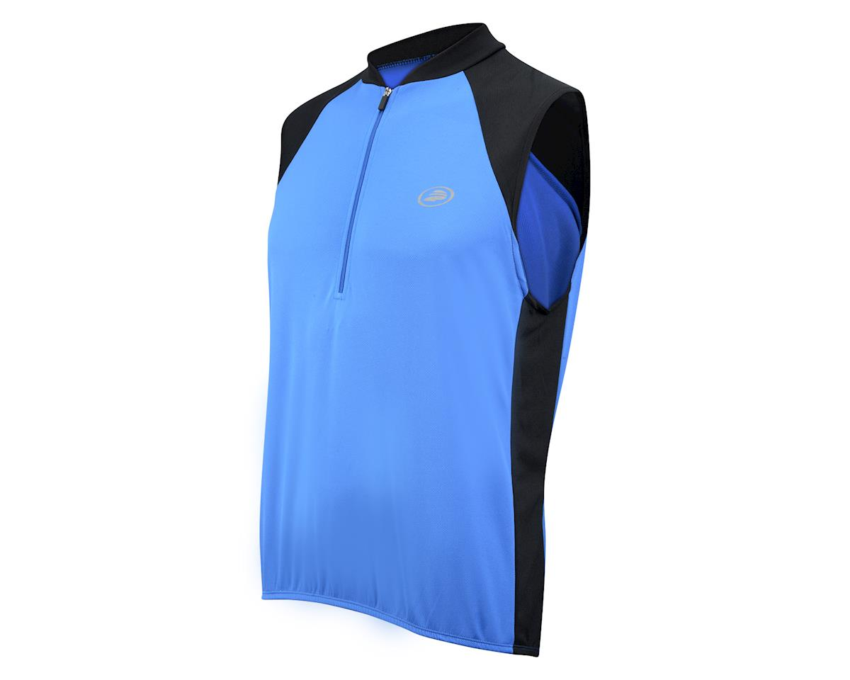Performance Club Sleeveless Jersey (Blue)