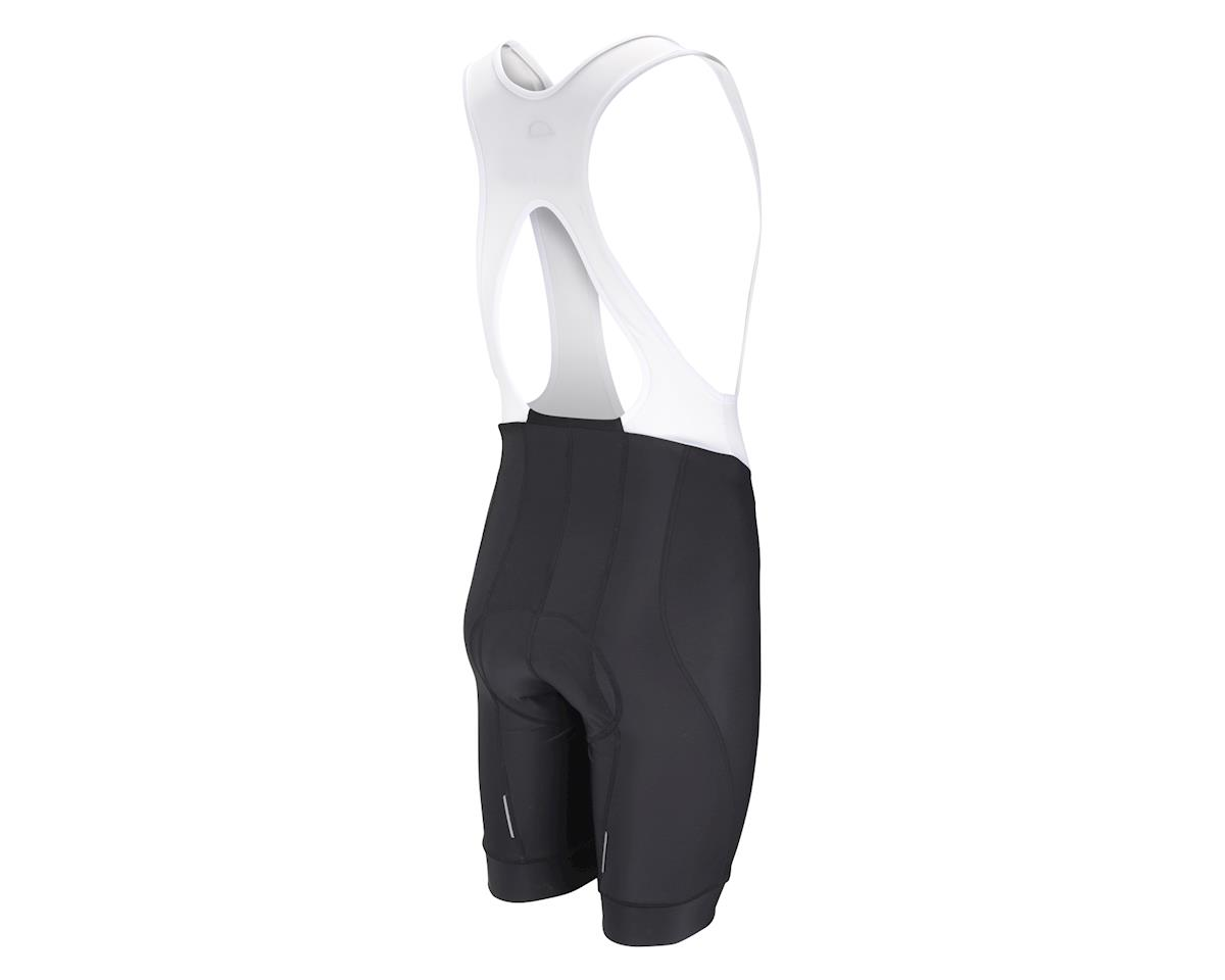 Performance Elite Team Bib Shorts (Black/White)