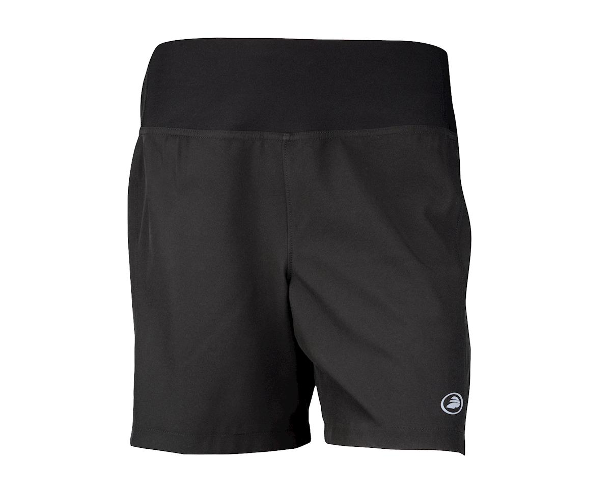 Image 3 for Performance Women's Sport Shorts with Liner (Black/Pink)