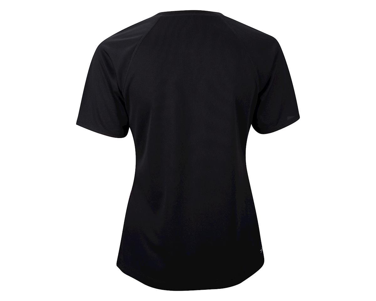 Performance Women's Ridgeline Short Sleeve Jersey (Black/Purple)