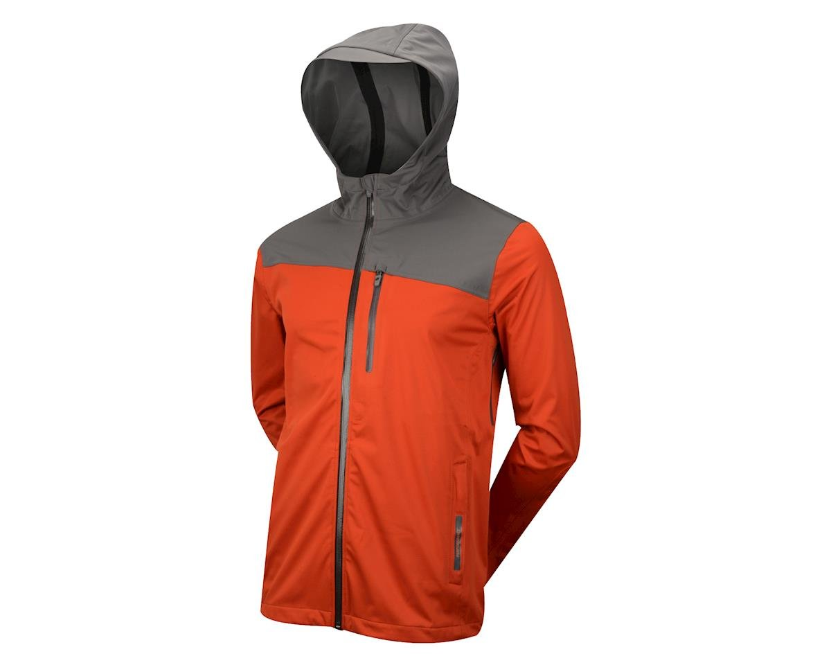 Performance Collins Mountain Bike Hooded Jacket (Burnt Orange)
