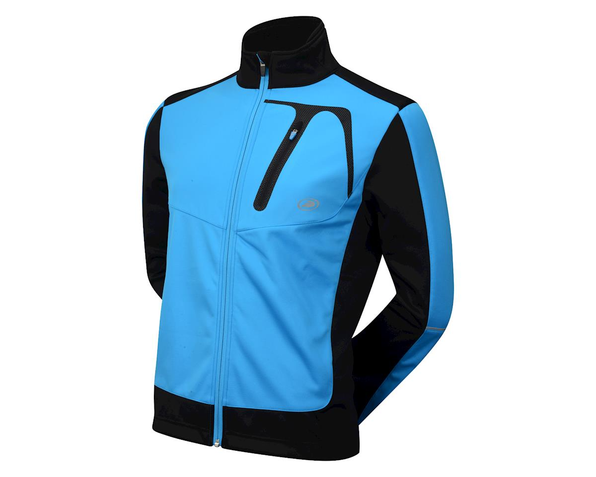 Performance Elite Zonal Jacket (Blue/Black)