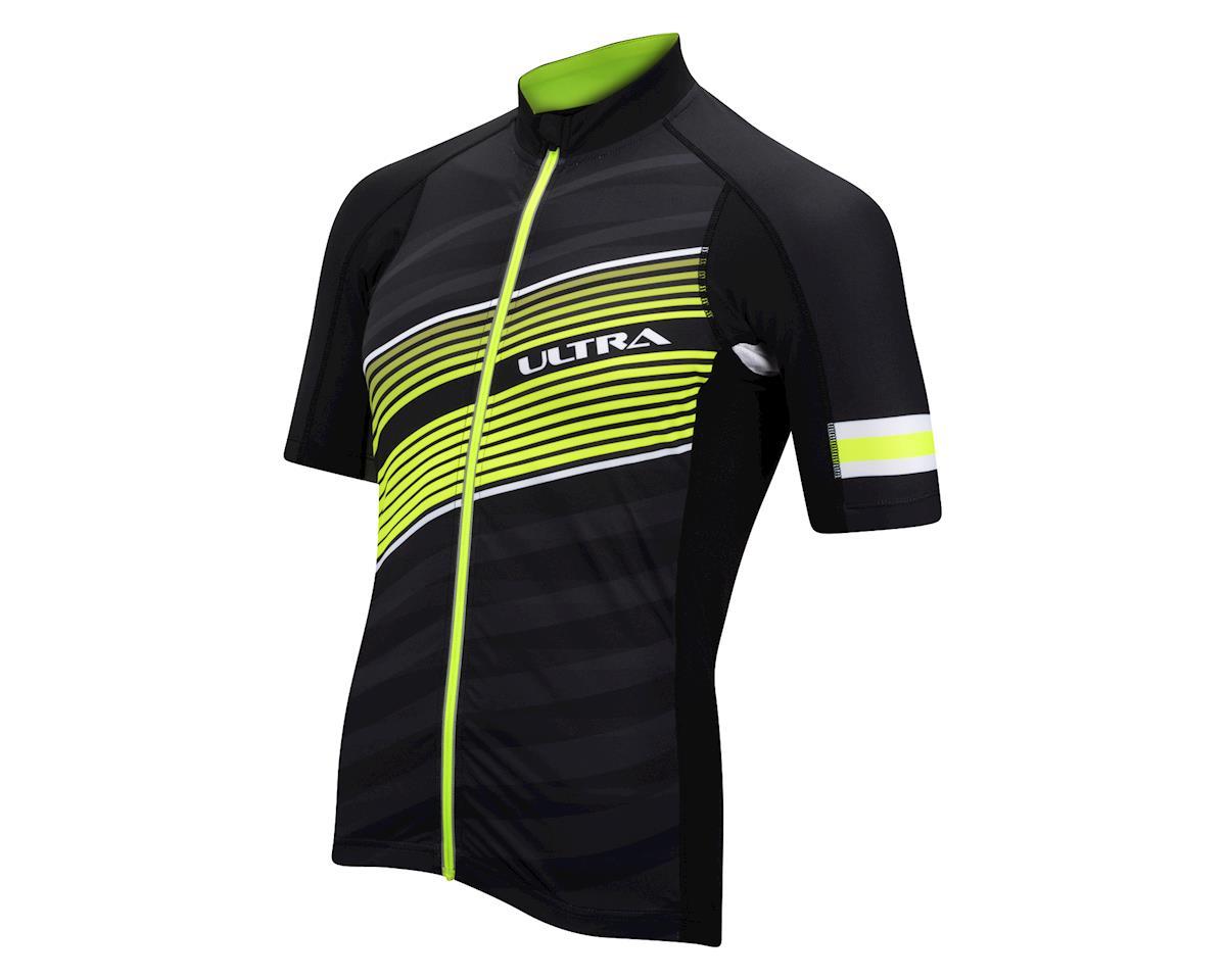 Performance Ultra Short Sleeve Jersey - 2017 (Blk/Hi-Vis)