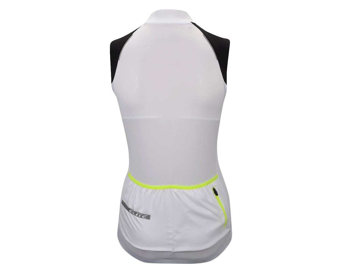 Performance Women's Elite Sleeveless Jersey - 2017 (Black/White)