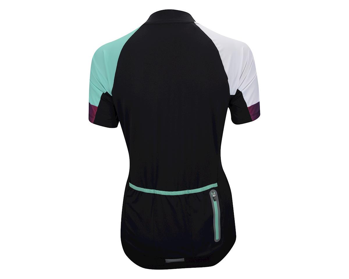 Performance Women's Ultra Short Sleeve Jersey - 2017 (Black/White)