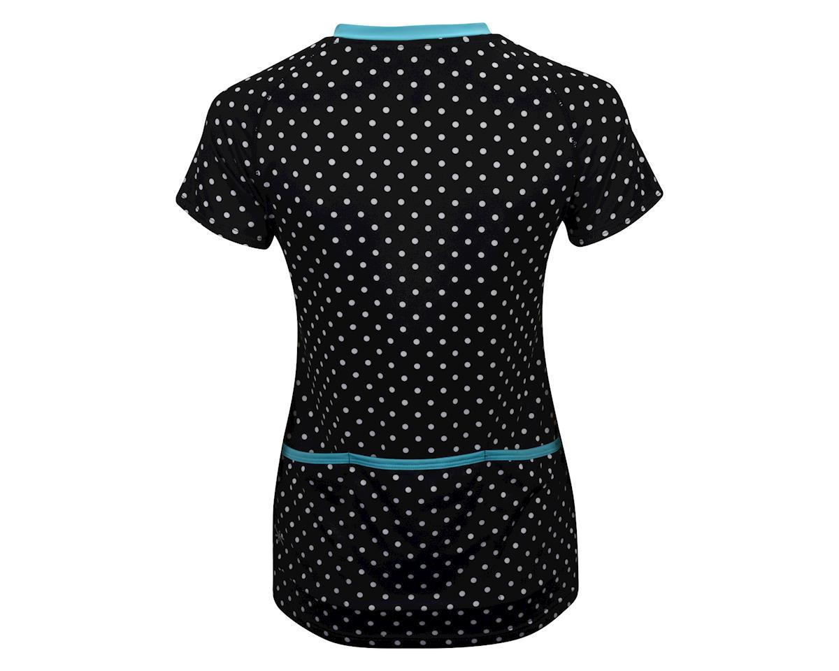 Performance Women's Alto IV Short Sleeve Jersey - 2017 (Black/White)