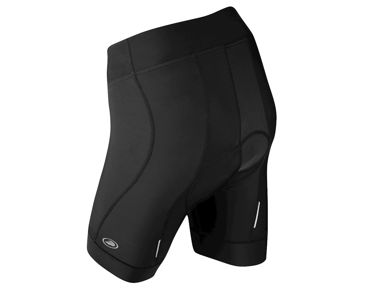 Performance Elite Women's Short (Black) (L)