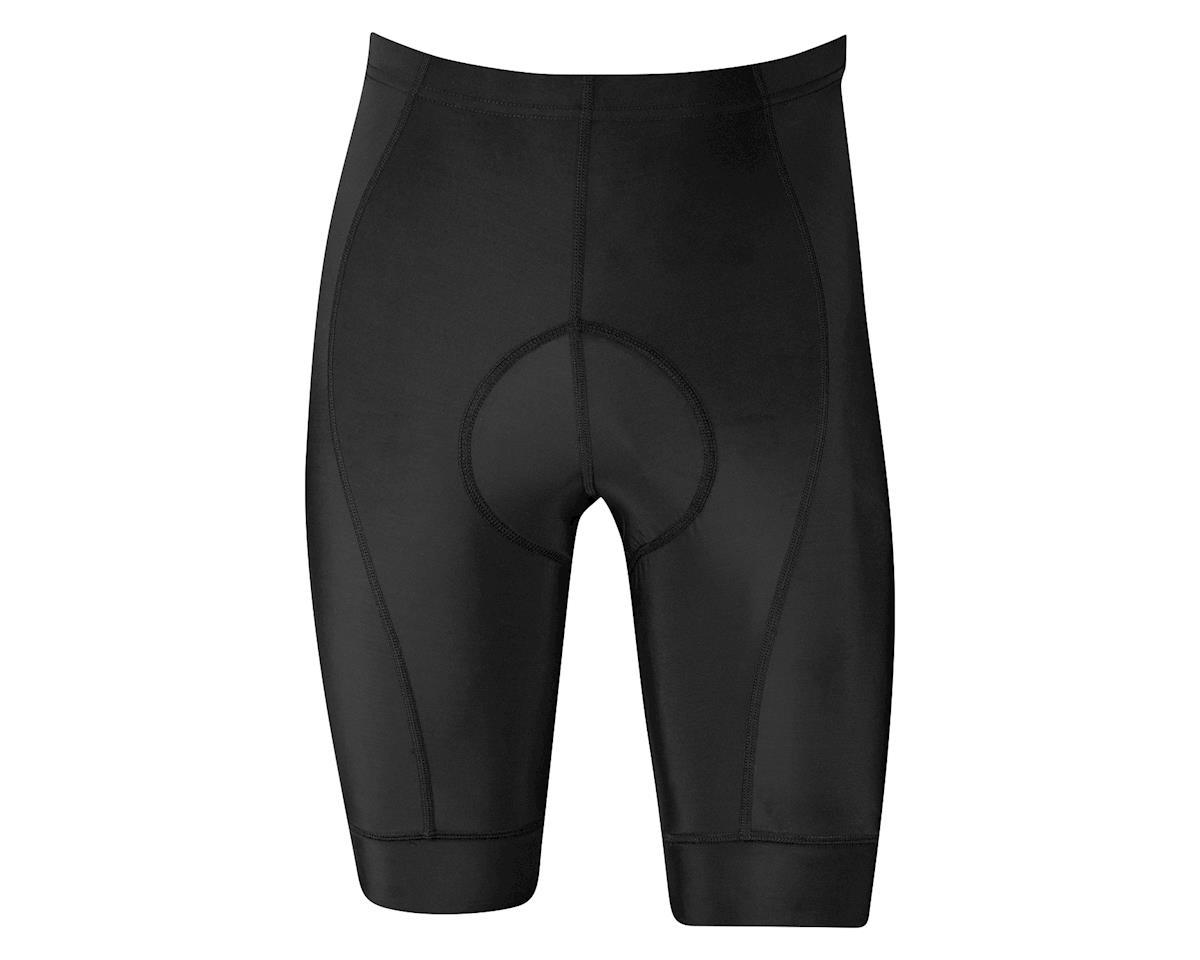 Performance Elite Lycra Shorts (Black) (2XL)