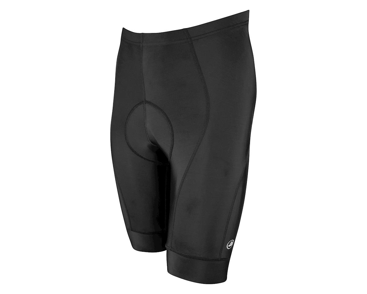 Performance Elite Lycra Shorts (Black) (L)
