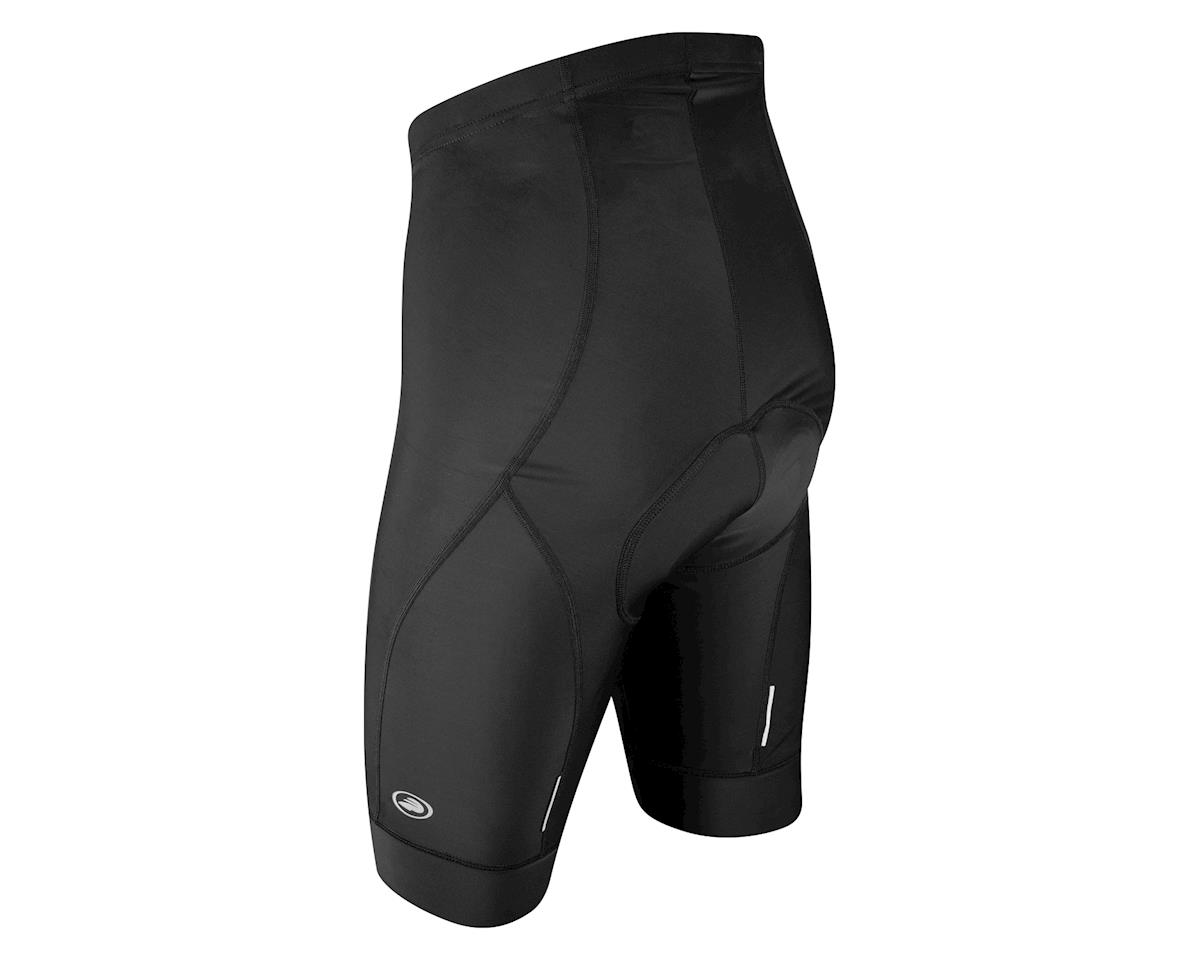 Performance Elite Lycra Shorts (Black) (XL)