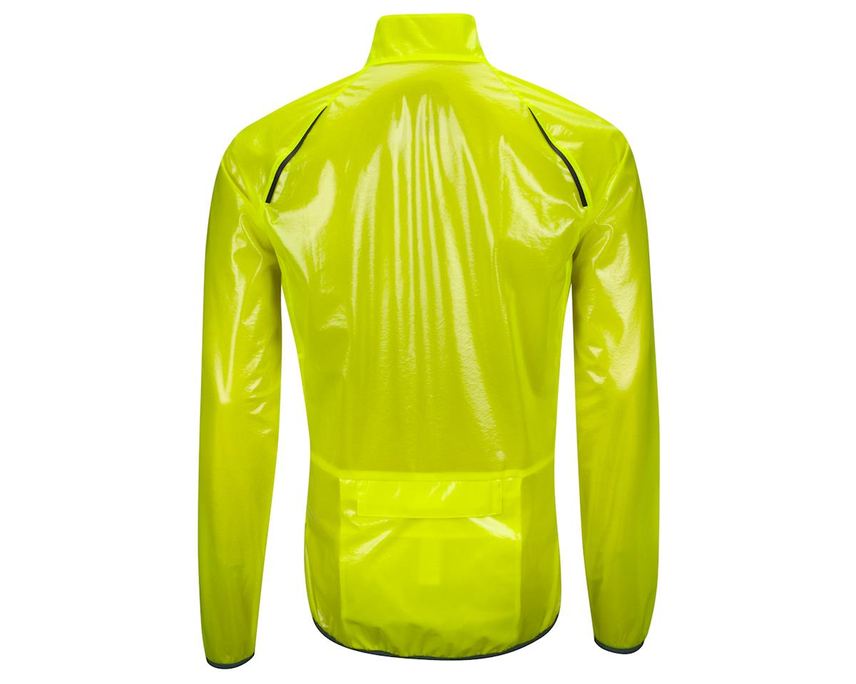 Image 2 for Performance Dewer Light Weight Wind Jacket (Hi Vis Yellow) (M)
