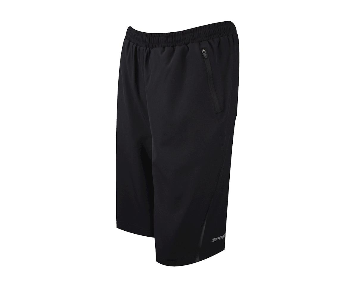 Image 1 for Performance Sport Shorts w/Liner (Black) (2XL)