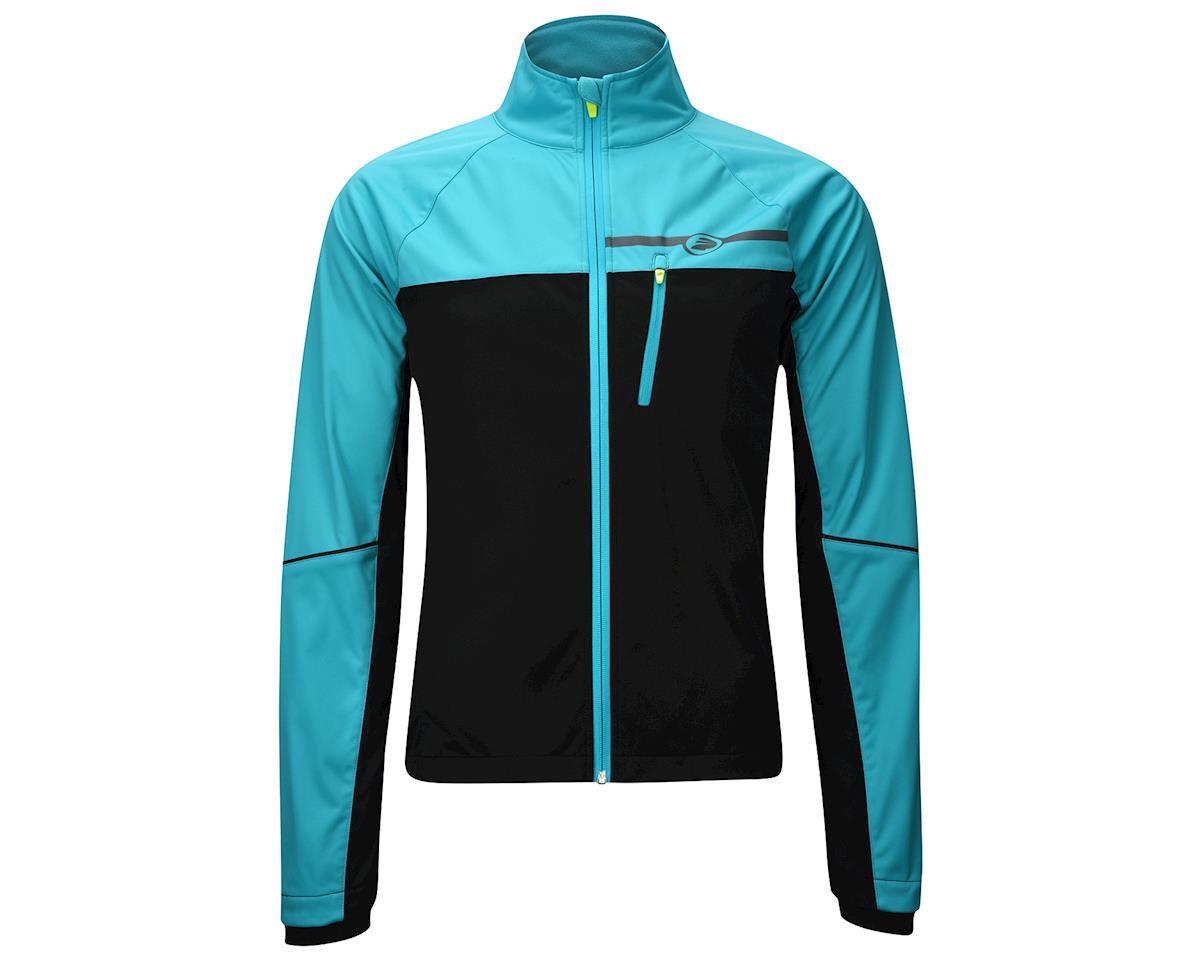 Performance Elite Zonal Softshell Jacket (Teal) (2XL)