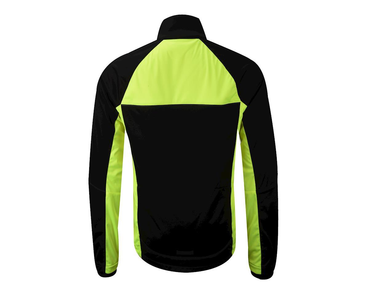 Performance Elite Zonal Softshell Jacket (Hi Vis Yellow) (2XL)