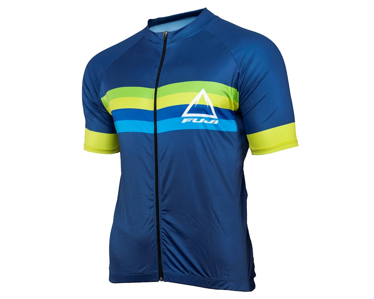 Performance Men's Elite Jersey (Navy/FS) (2XL)