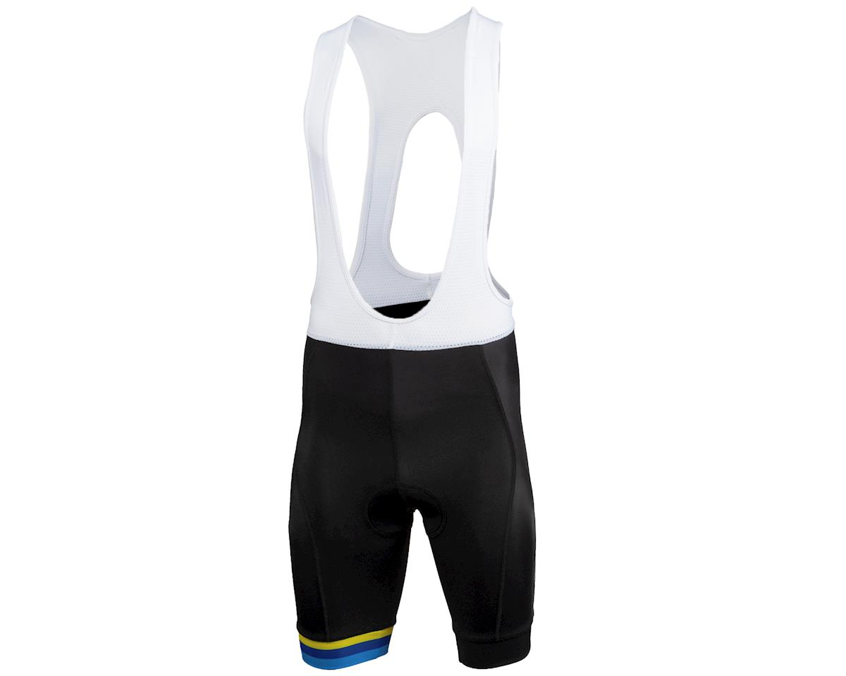 Performance Men's Elite Bib (Black/FS) (2XL)