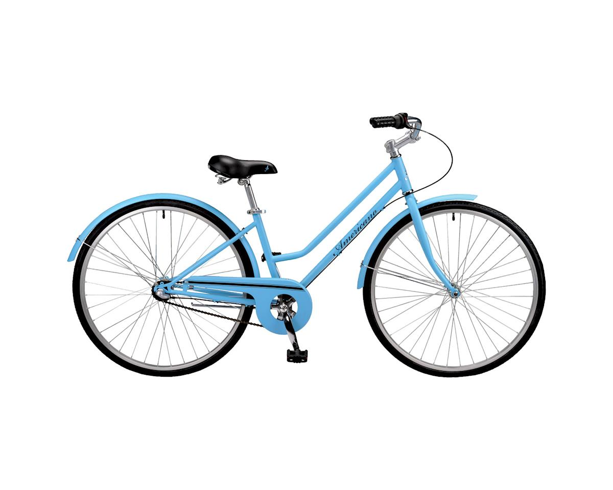 Performance Americano Three Women's City Bike - 2015 (Sage)