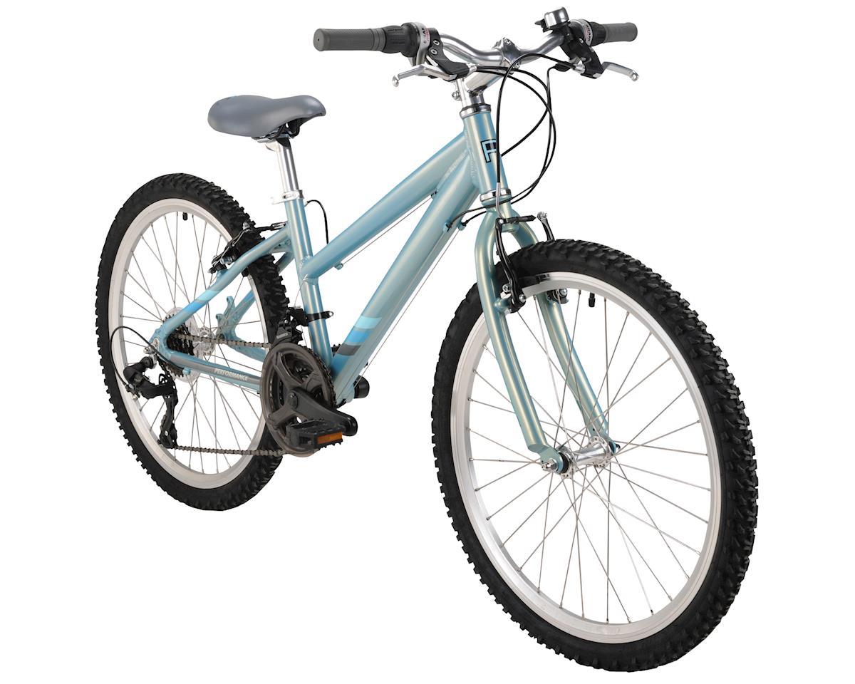 "Performance Bluejay 24"" Kid's Bike (Green)"