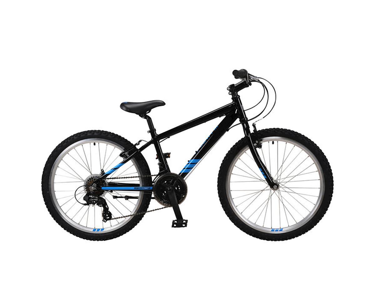 "Performance Tailwhip 24"" Kid's Bike (Black)"