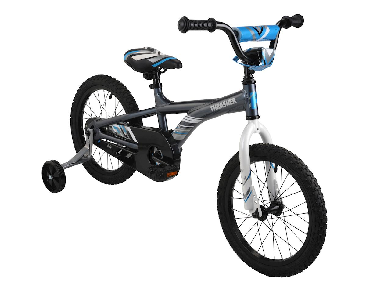 "Image 1 for Performance Thrasher 16"" Kids Bike (Dark Grey)"
