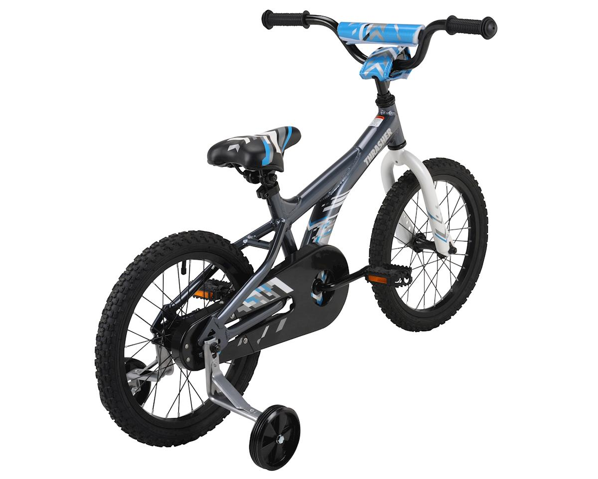 "Image 2 for Performance Thrasher 16"" Kids Bike (Dark Grey)"